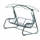 Каркас тента ( дуги для крыши ) для садовых качелей Милан