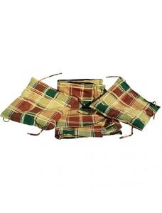 Тканевый (текстильный) набор для садовых качелей 170 см