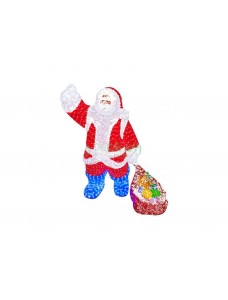 Световой Дед Мороз 120 см