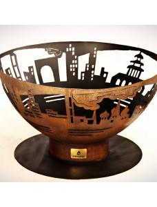 Чаша для костра Города