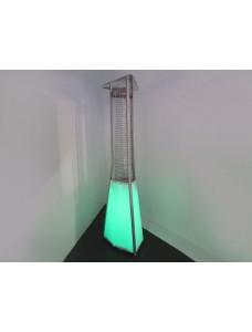 Газовый инфракрасный обогреватель SIABS KALIENTE MAGIC LED (c пультом)